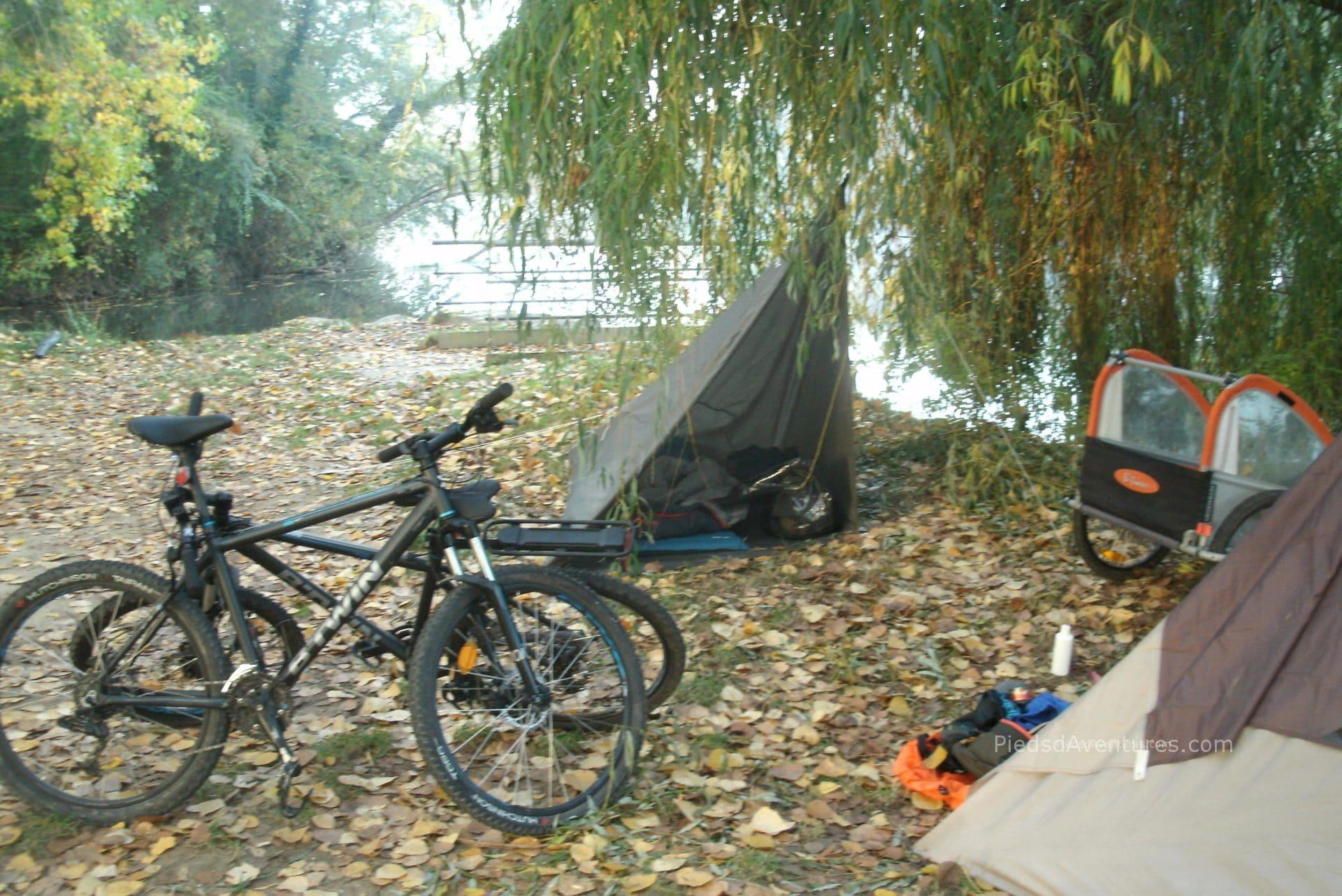 Randonnée à vélo ou VTT